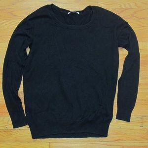 Gap Black Long Sleeve Sweater